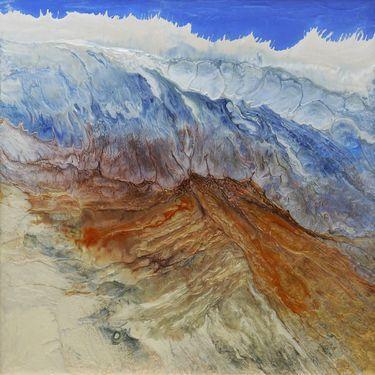 """Saatchi Art Artist Lia Melia; Painting, """"Beguiled"""" #art"""