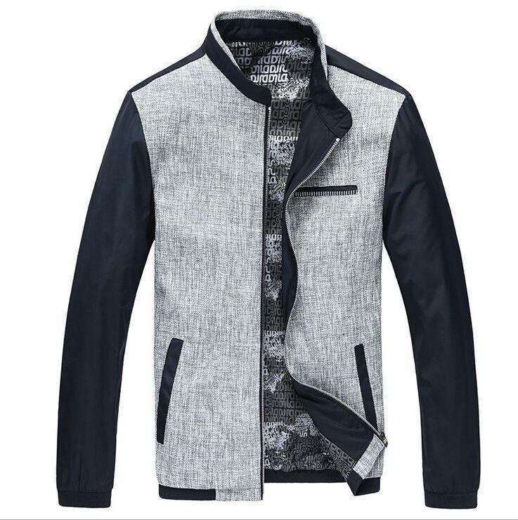 d9b167221064f Cheap 2016 Hot marca hombre chaqueta deportiva chaqueta de la universidad  Polo para hombre chaquetas y abrigos hombres Windcheater militares de  vestir ropa ...