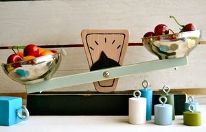 balance pour sa marchande marchande pinterest marchand balance et cuisines enfant. Black Bedroom Furniture Sets. Home Design Ideas
