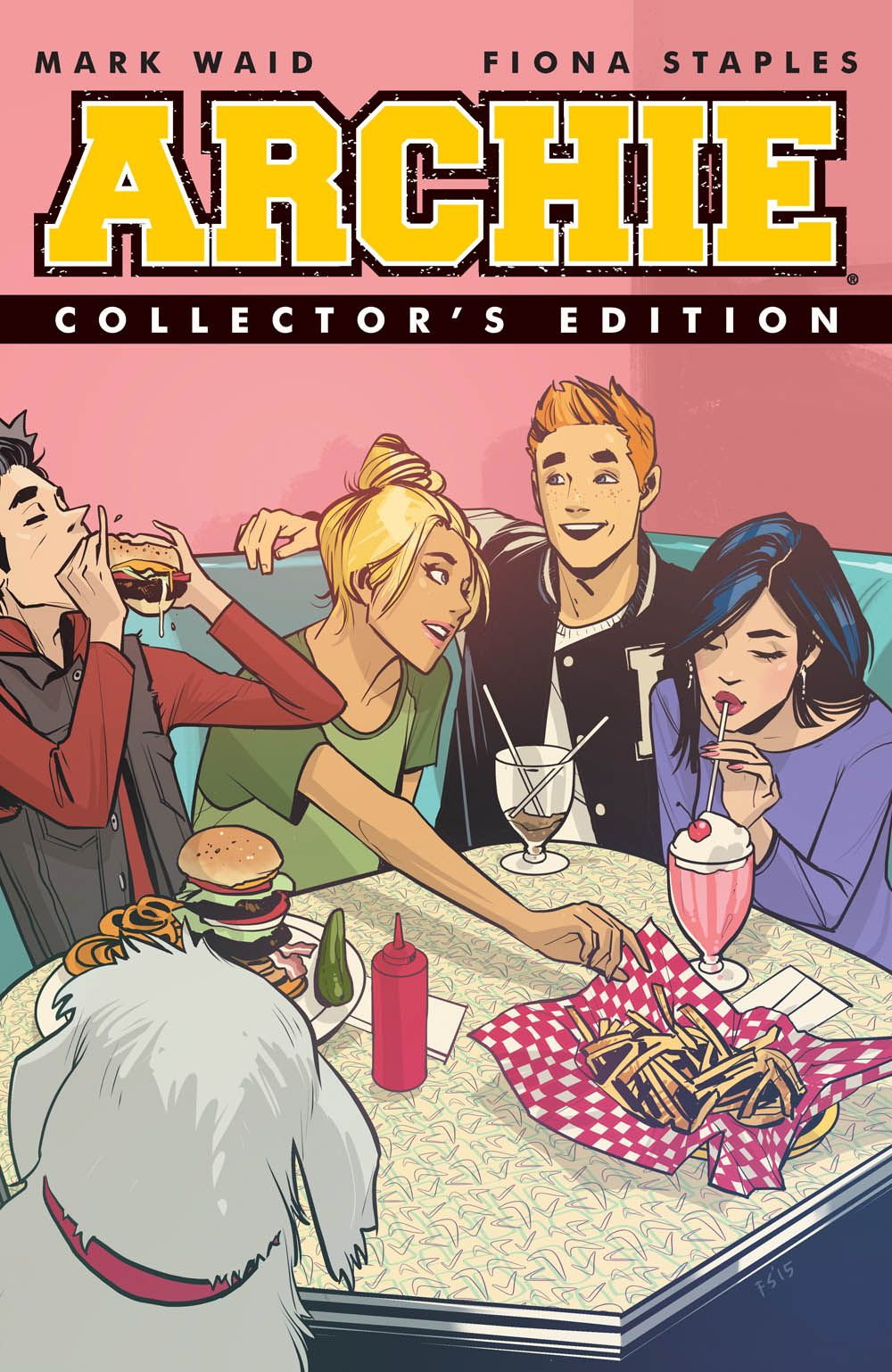 Check out the archie comics solicitations for december