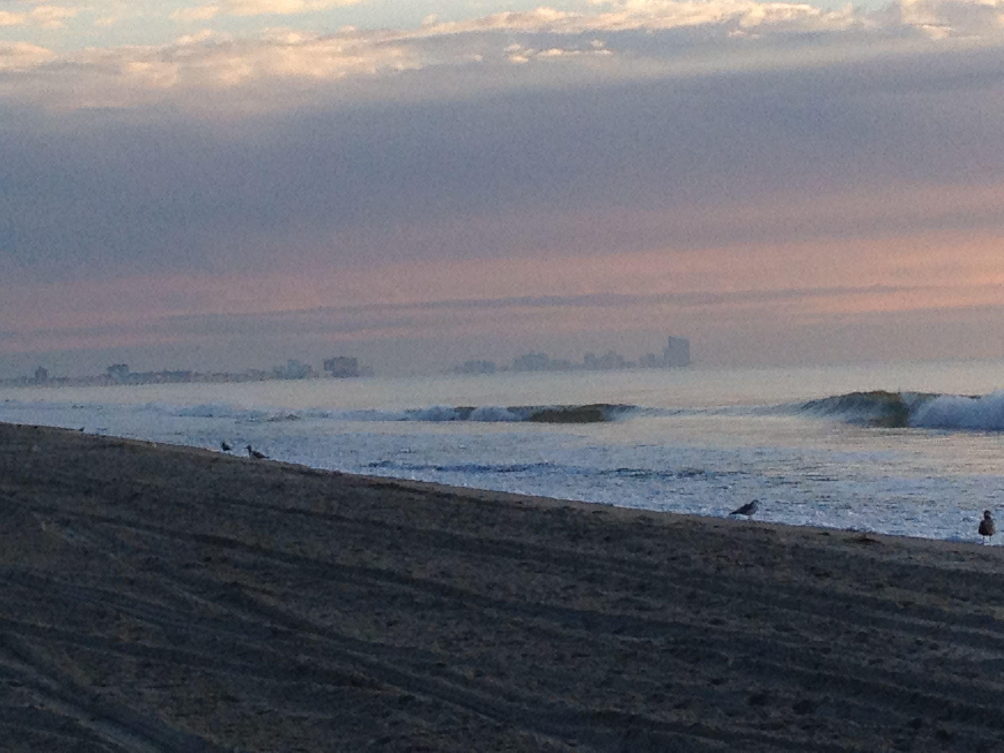 View of Atlantic City from Ocean City