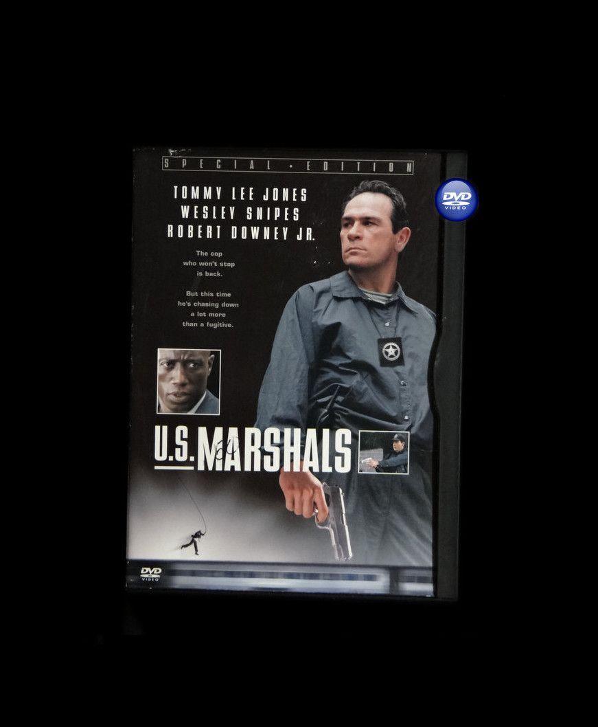 (DVD) U.S. Marshals (Special Edition)