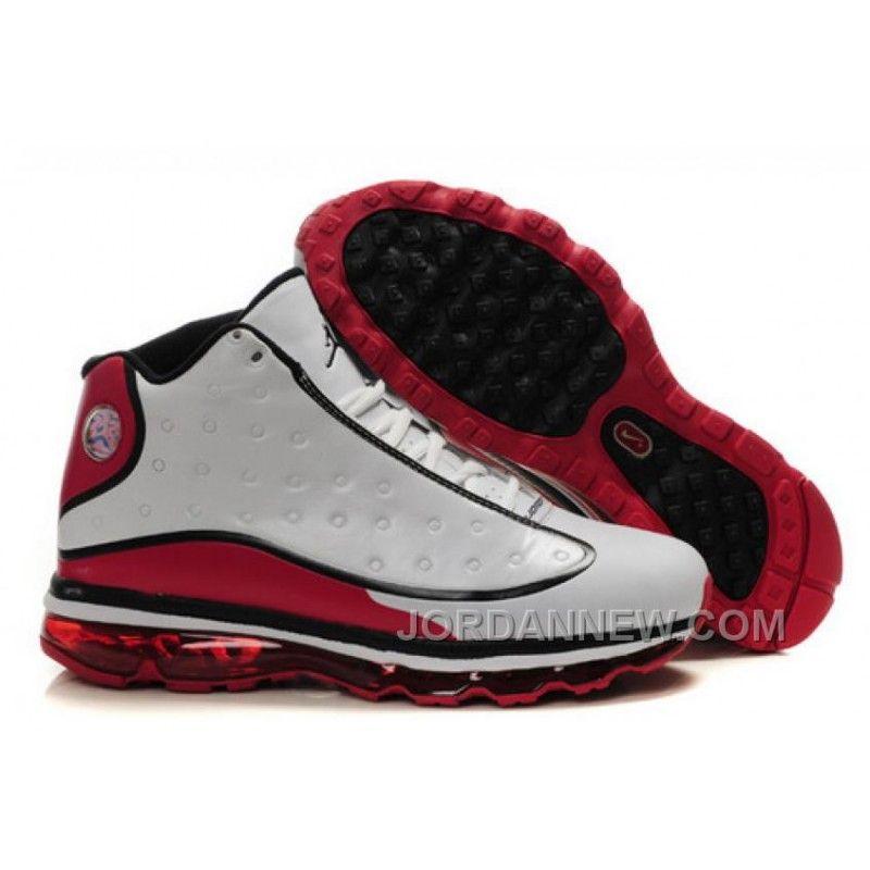 Black · Men's Nike Air Max Jordan 13 ...
