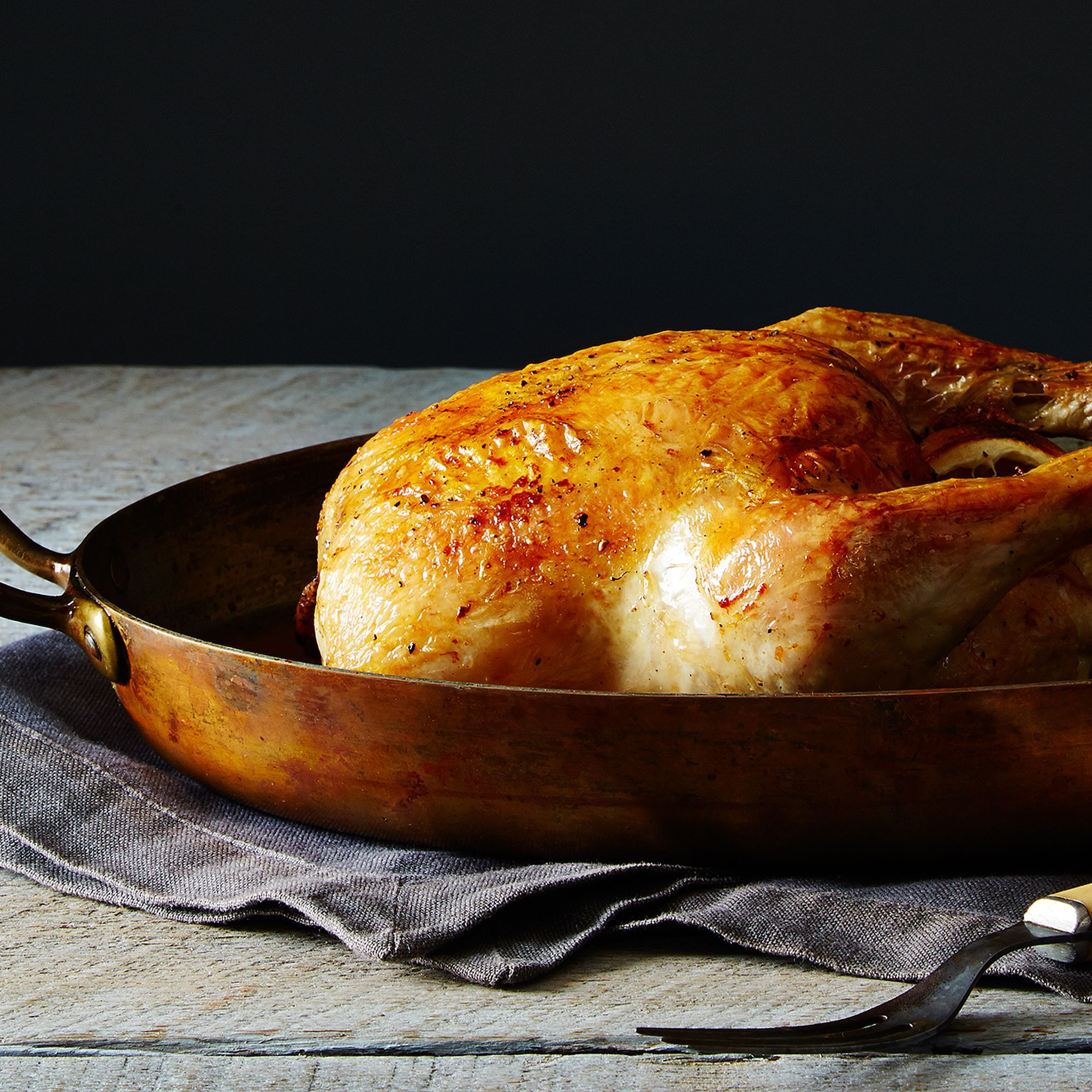 The Best Way To Roast A Whole Chicken, According To 5