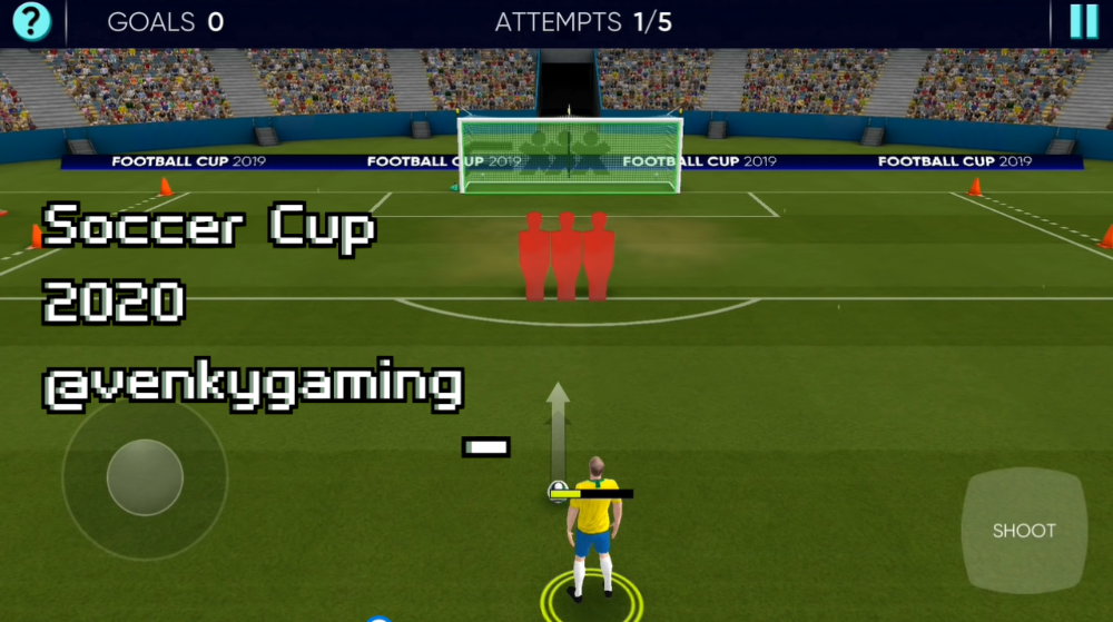 Best 10 Football Games For Your Android Device Best Soccer Games In 2020 Football Games Soccer Games Football