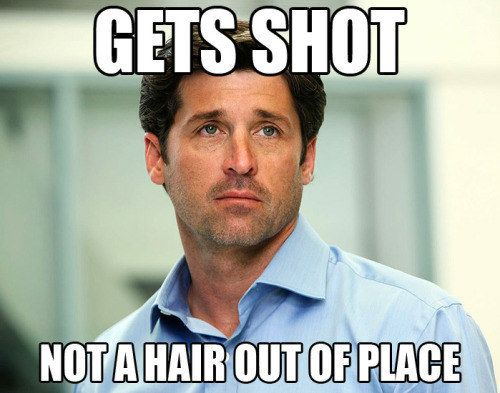 But We All Know Mcdreamy Got His Name For A Reasonand This Proves