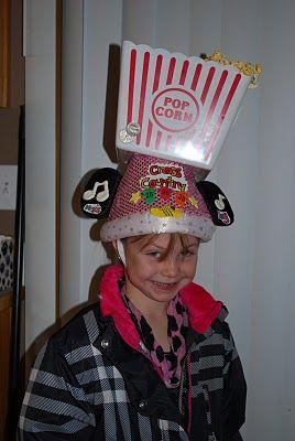 Pin By Erika Smythe Isler On Kidding Around School Spirit Crazy Hat Day Hat Day Mad Hatter Tea Party