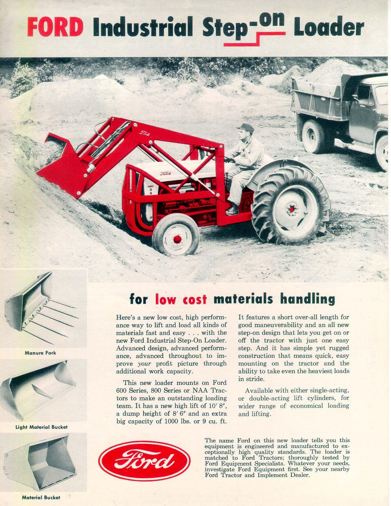 Pin By Sebastian Rataezyk On Tractors Pinterest Ford 8n Loader Image From Http Ntractorclubcom Eds Stuff