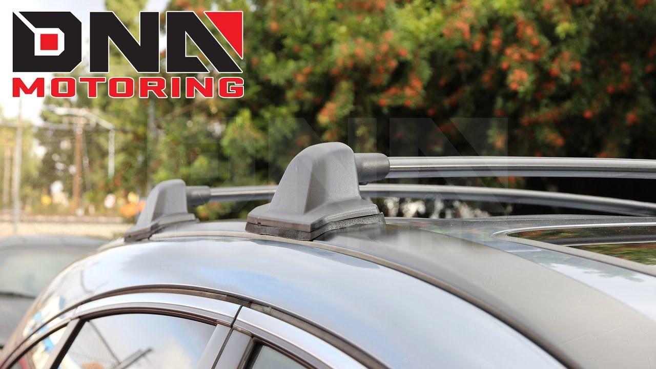 Dna Motoring 07 11 Honda Crv Cargo Roof Rack Installation Cargo Roof Rack Roof Rack Honda Crv