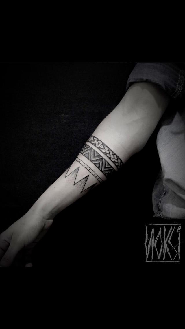 Pin By Sofia Garzon Florez On Tattoos Forearm Band Tattoos Band Tattoo Designs Tribal Armband Tattoo