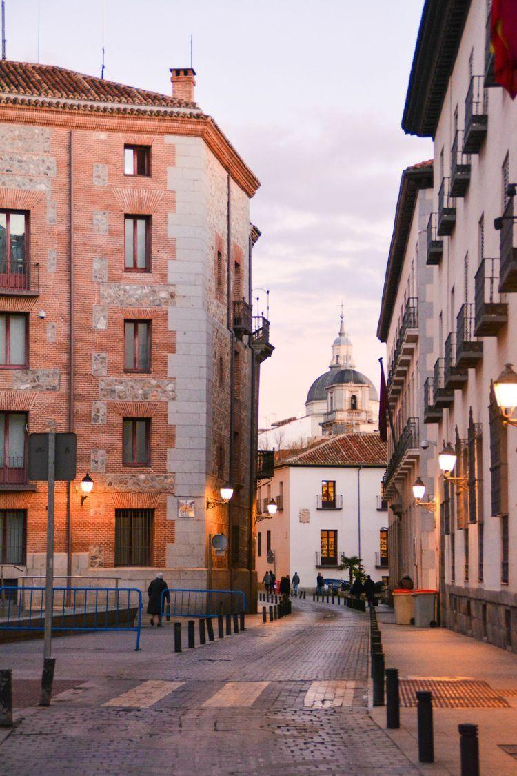 Madrid Spain Spanien Reise Spanien Madrid Reiseideen