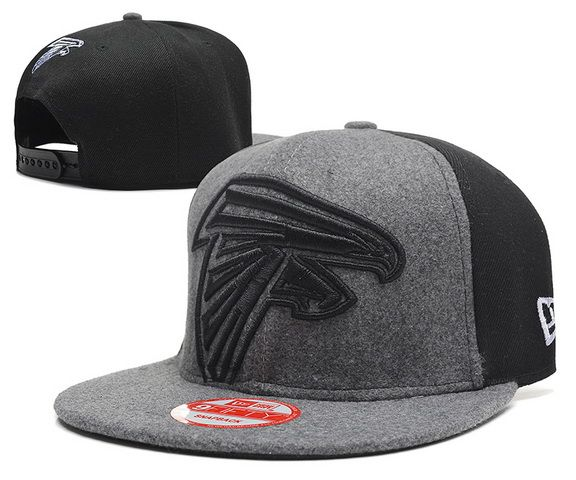 Cheap Atlanta Falcons Snapback Hats Plush Shell Fabric Grey|Factory Direct Sale and Please go follow me to pick up coupons
