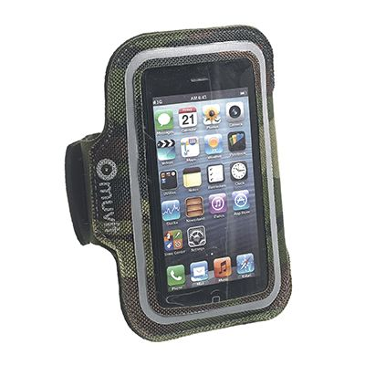 Do you like #jogging ? Are you a #runner ? Armband army green camouflage universal for smartphone xxl size made of ultrathin, lightweight, washable white neoprene with velcro closure and pocket key. It is the functional and secure way to carry your smartphone during a run or workout. Reflective details provide enhanced visibility in dark environments.