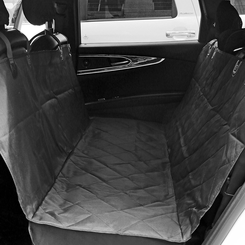 Allreli Pet Car Seat Cover Hammock For Cars Trucks And