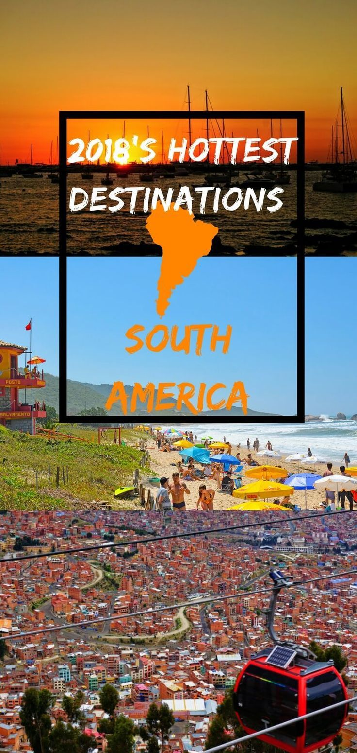 Best Places To Visit In South America In South America - Best south american vacations