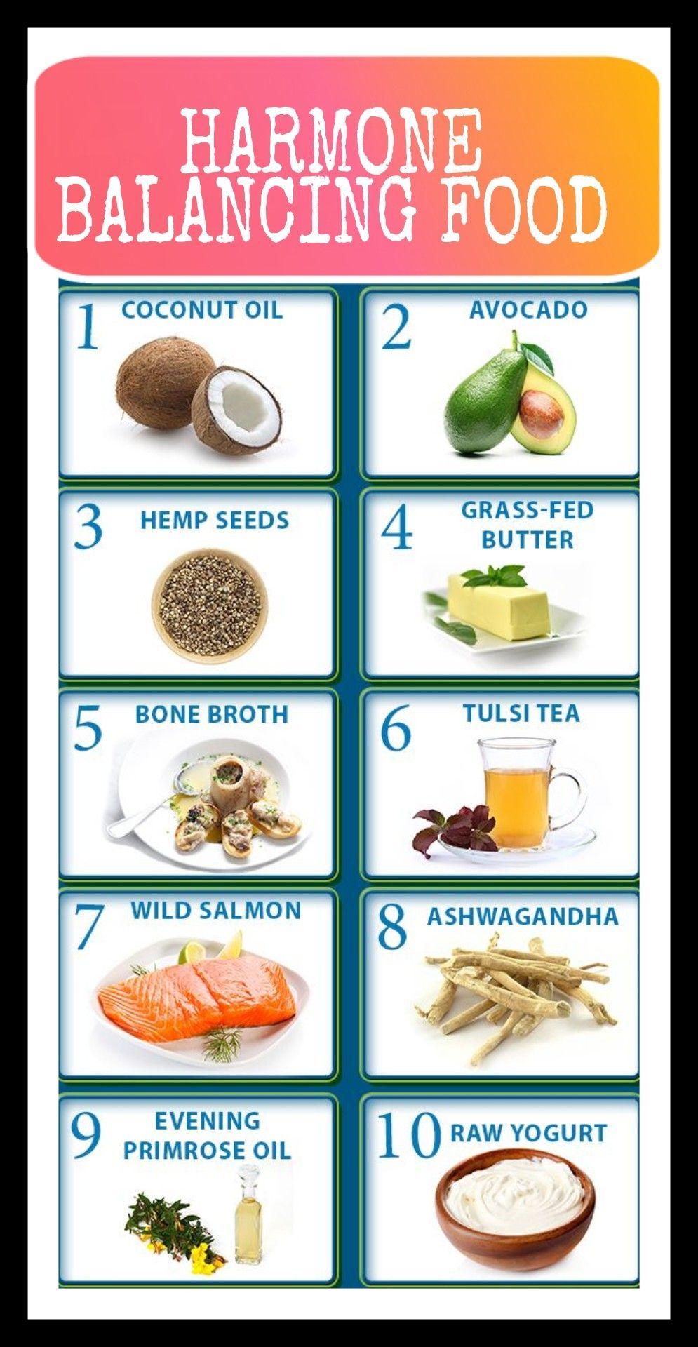 Harmone balancing foods foods to balance hormones