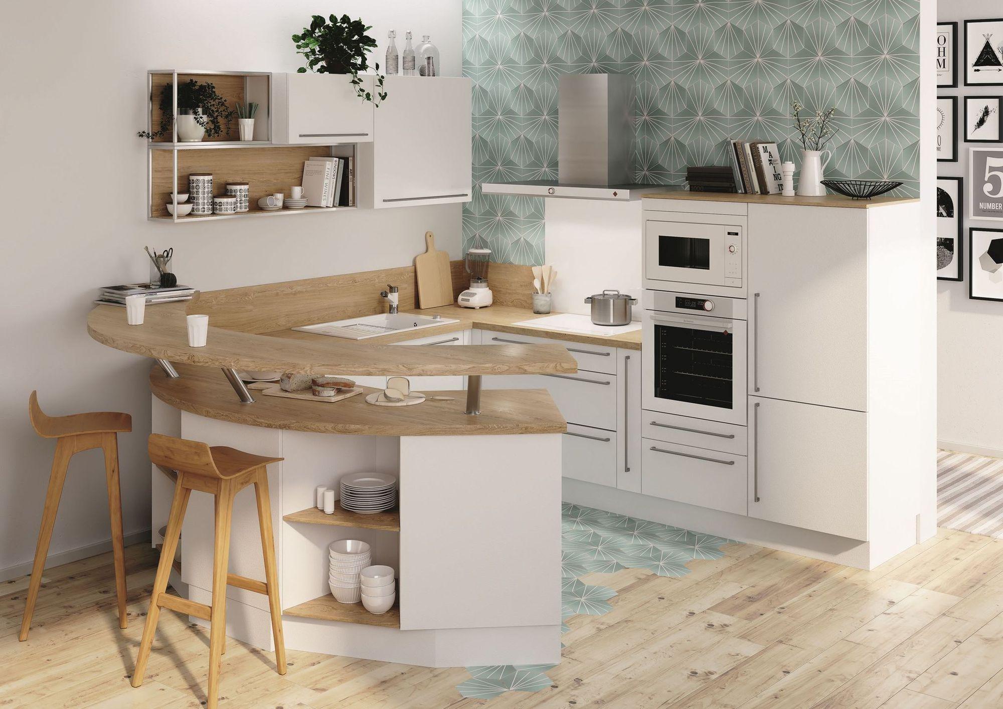 Meuble de cuisine : nos modèles de cuisine préférés  Meuble