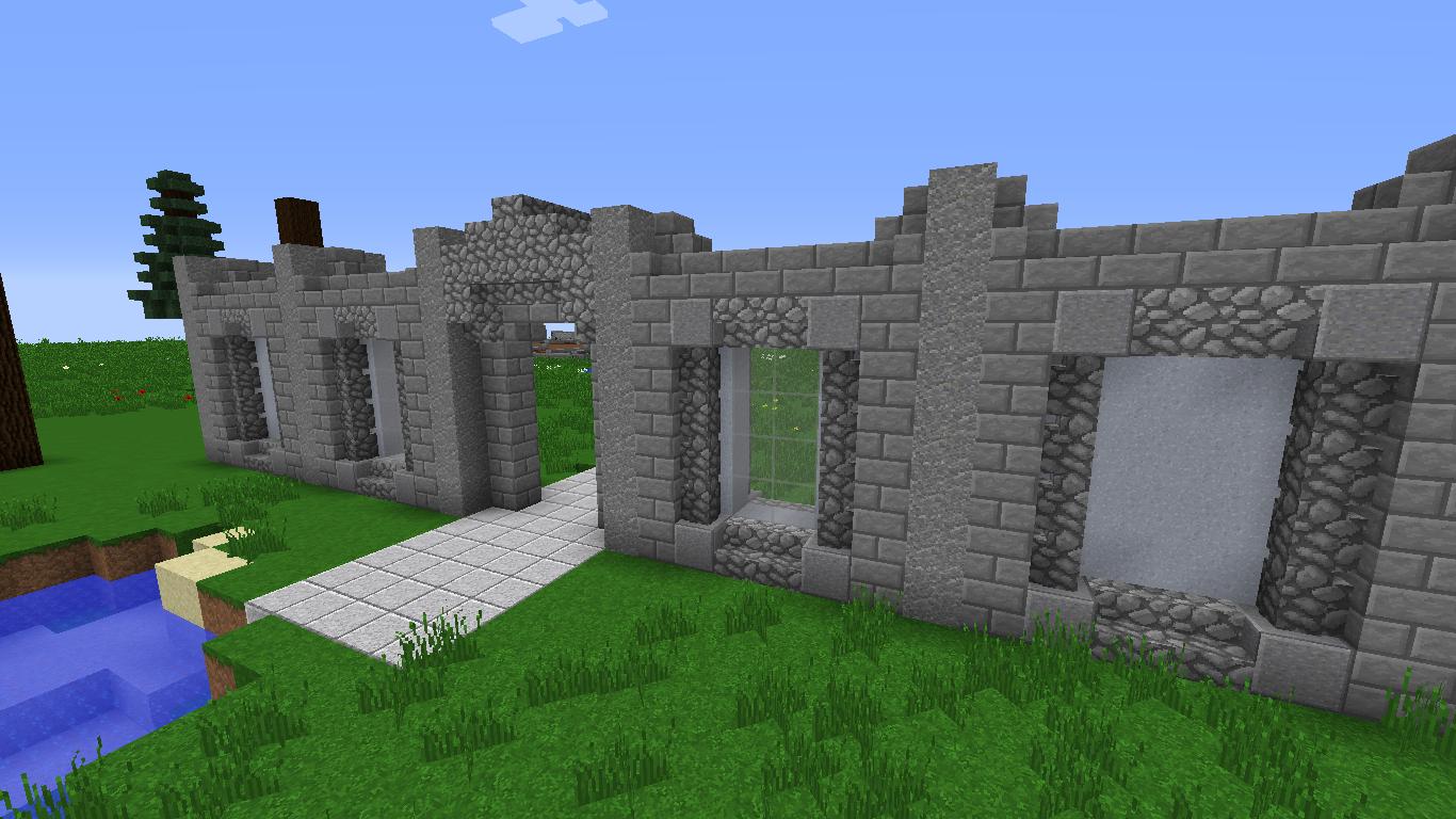 635600394115677855 Png 1366 768 Minecraft Blueprints Minecraft Wall Minecraft Projects