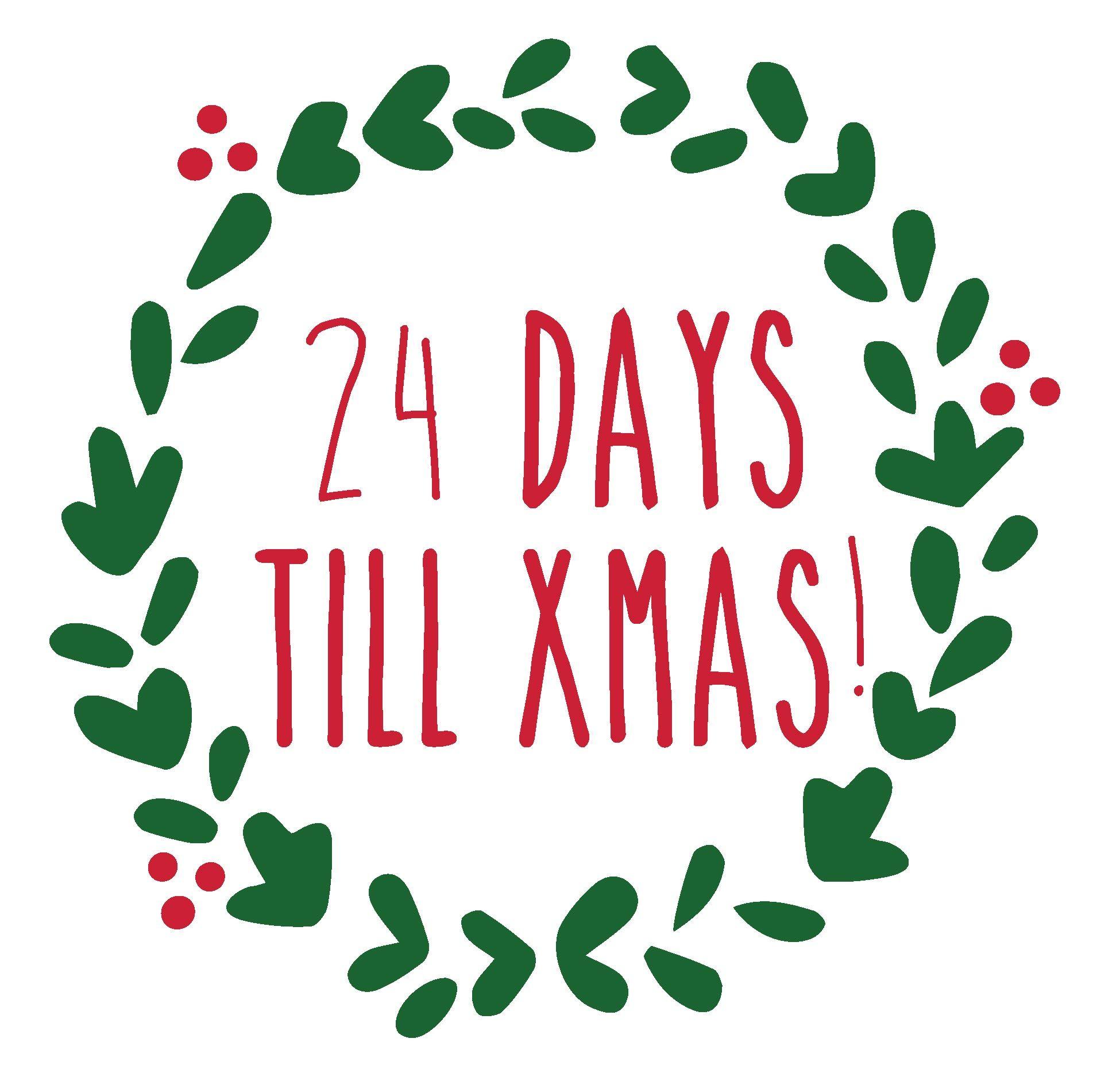 days till xmas days til christmas pinterest