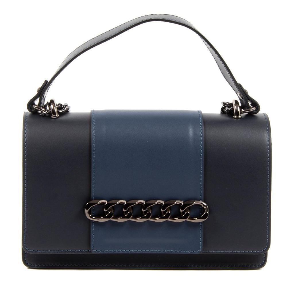 b098d96ac3e7 V 1969 Italia Womens Handbag Blue DIADEMA