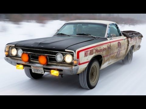 The Ranchero Returns! Alaska or Bust: The Sequel - Roadkill Episode 13 - YouTube
