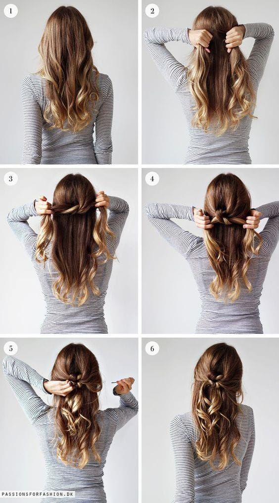 10 peinados perfectos para la oficina y ser la envidia total – Peinados facile
