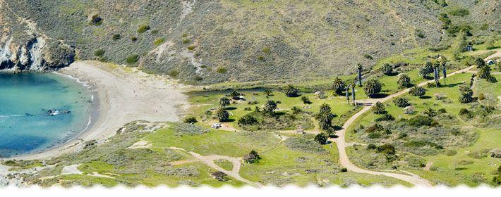 Little Harbor Campgrounds Camping Visit Catalina Island California Travel Catalina Island Trip