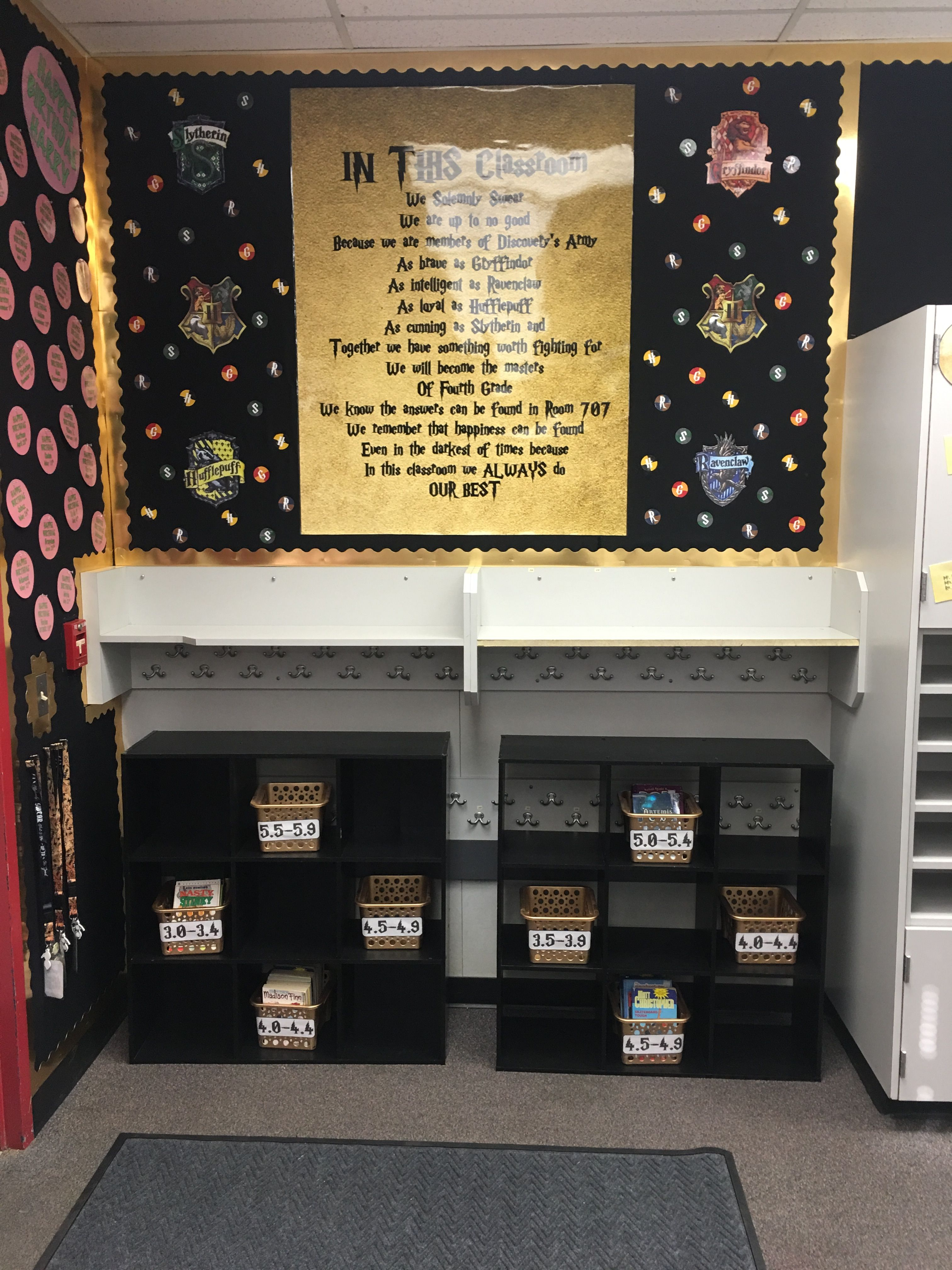 Pin By Ashlee Bailey On Harry Potter Themed Classroom