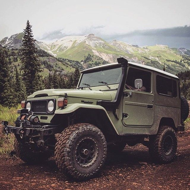 Outdoor. Adventure. Overland. Backcountry. Expedition. Off