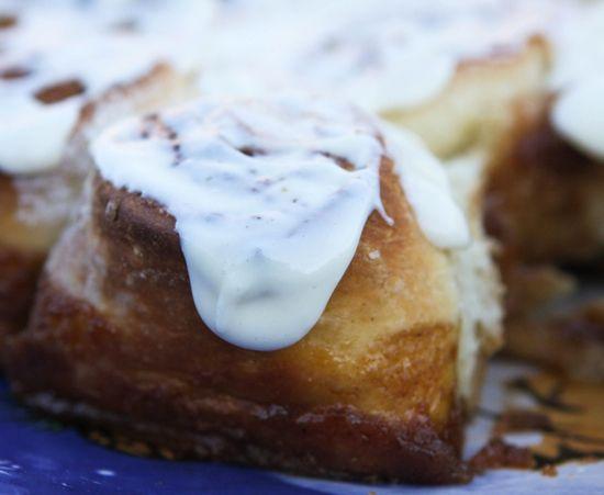 No Yeast Cinnamon Rolls | Recipe | Cinnamon rolls, No ...