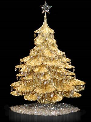 Jeweler Steve Quick Has Created The World S Most Expensive Christmas Tree On Display At Steve Q Beautiful Christmas Trees Christmas Tree Christmas Decorations