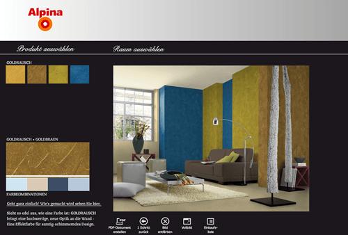 Decorador virtual para interiores de casas 2