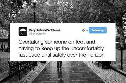 Very British Problems that are Surprisingly Universal