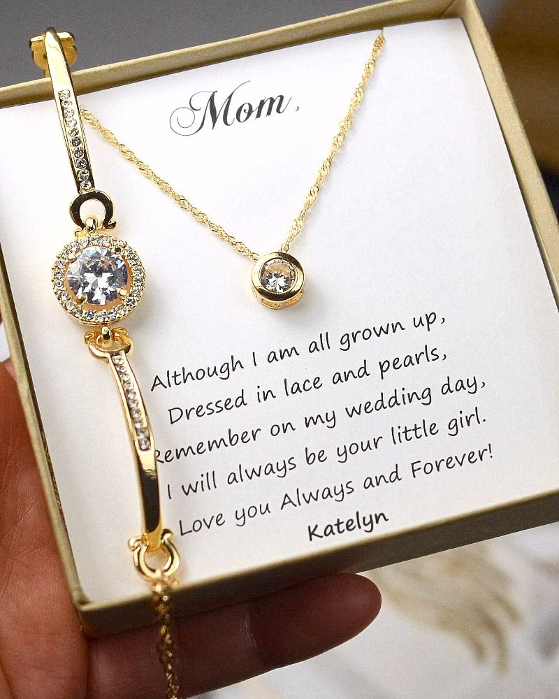 TheFabulousJewelry Bride gifts, Wedding gifts, Mother of