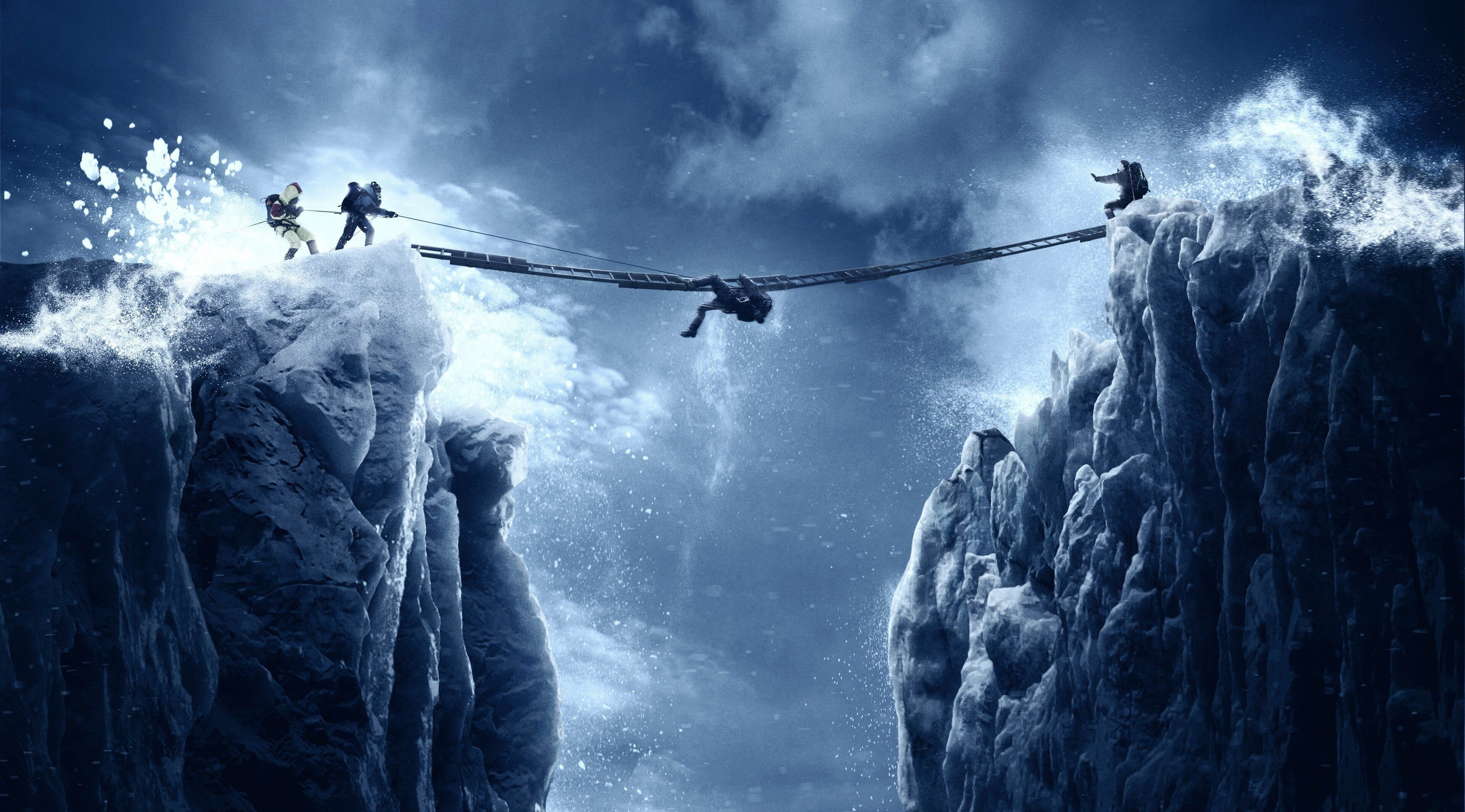 3840x2130 Everest 4k Hd Computer Wallpaper Widescreen Jason Clarke Jake Gyllenhaal Robin Wright