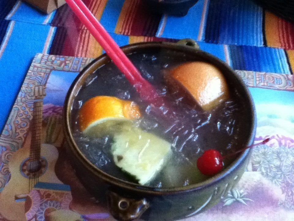 *Mi Casita - Cazuela cocktail