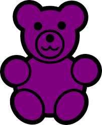 image regarding Gummy Bear Printable titled Picture consequence for printable pics of gummy bears red