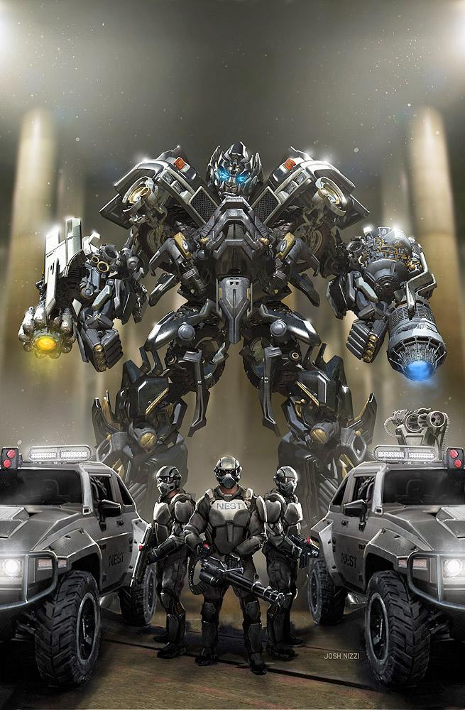 Transformers La Venganza De Los Caídos Joshnizzi Com Transformers Ironhide Transformers Artwork Transformers Autobots