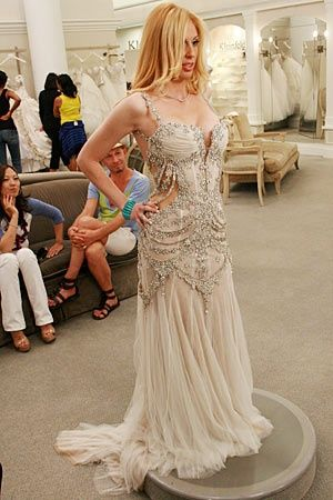 Say Yes To The Dress Autumn Levine Really Super Over Top Expensive Wedding