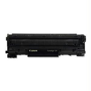Canon Usa Canon Cartridge 125 Black Toner For Canon Imageclass Lbp6000 And Lbp6030w Cr