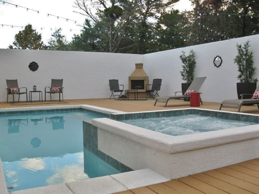 Blue Mountain Beach House Rental: Top 10 Reasons To Stay Here. Like Private Heated  Pool/spa