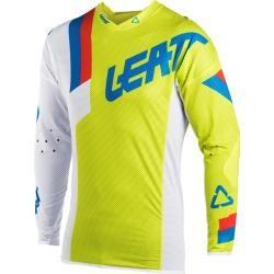 Leatt Gpx 5.5 Ultraweld Jersey Gelb Xl Leatt Brace