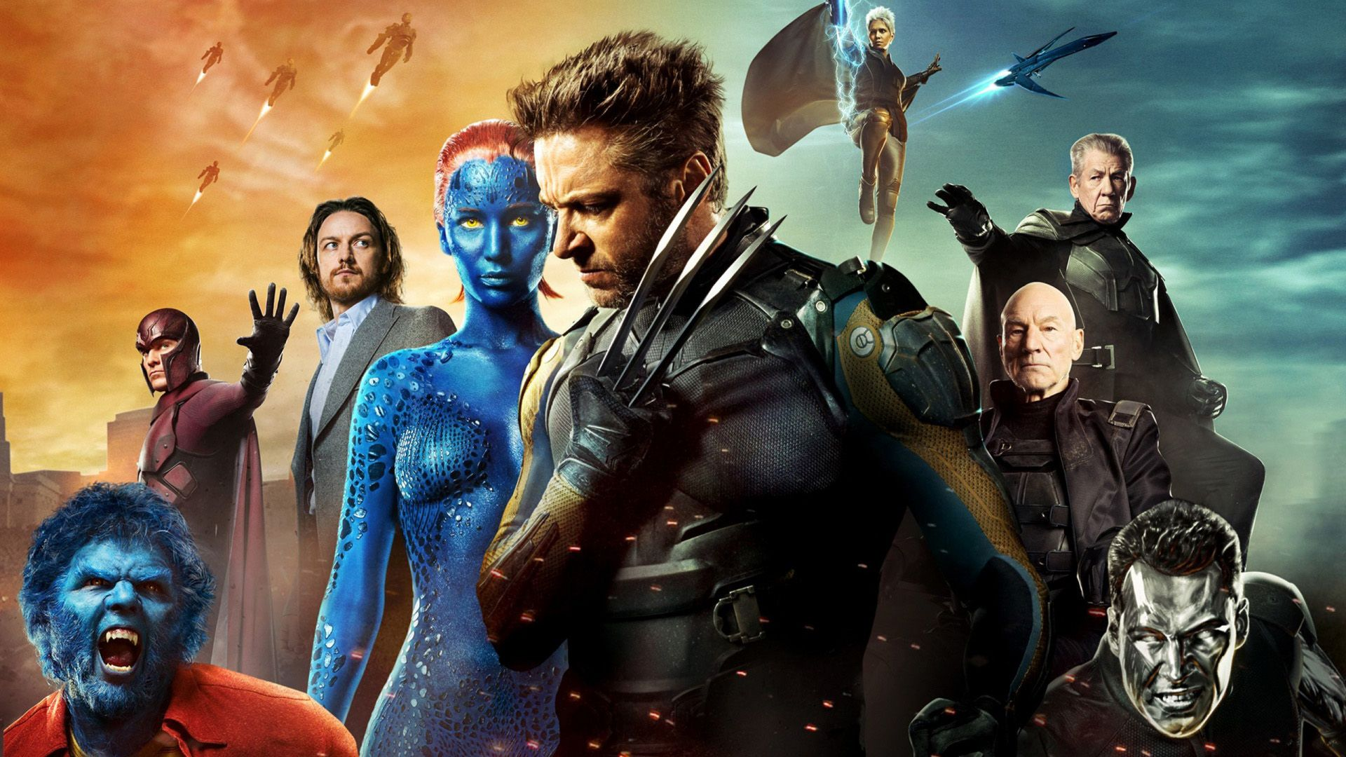 2016 X Men Apocalypse Comic Con Trailer Wallpaper HD