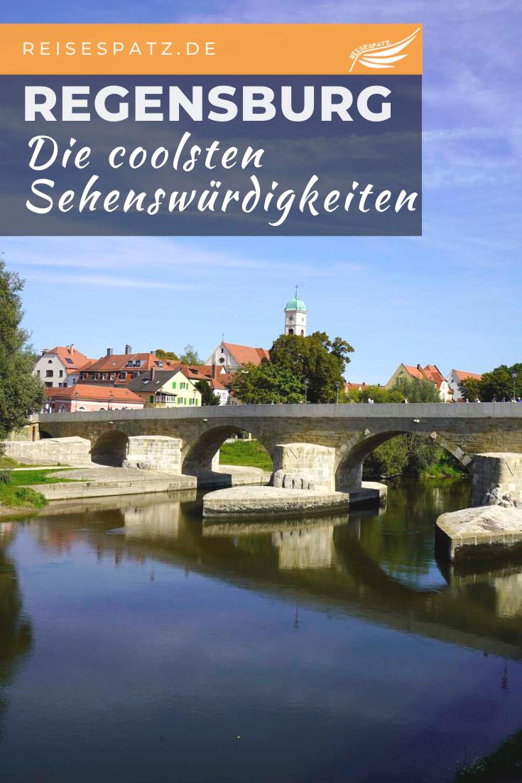 Die Besten Regensburg Sehenswurdigkeiten Tipps Auf Einen Blick In 2020 Reisen Sommerurlaub Urlaub In Deutschland