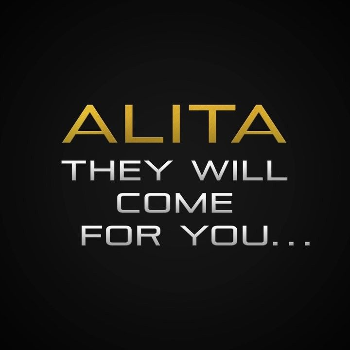 Alita battle angel on instagram she is someone very