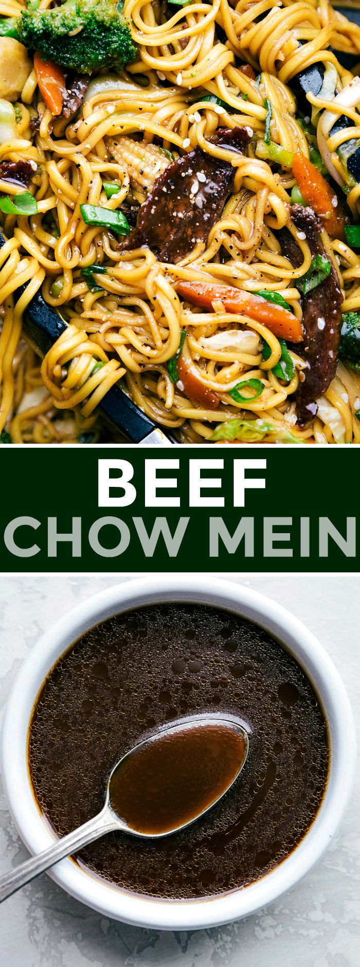 Photo of Beef Chow Mein