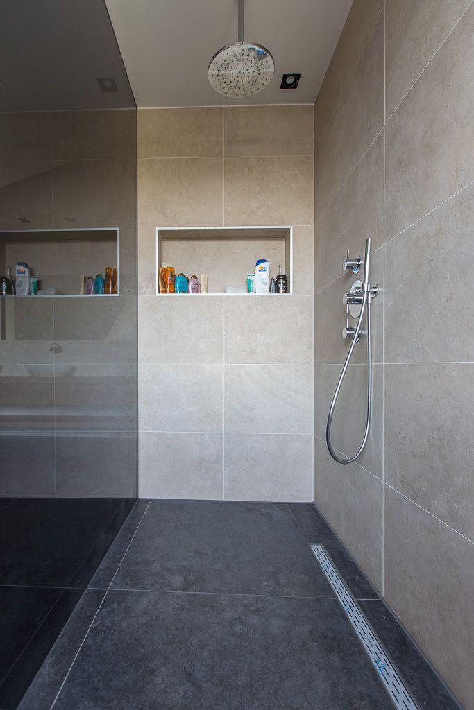 Belgisch Hardsteen Look Keramiek badkamer bathroom