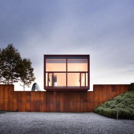 Millbrook House par Thomas Phifer | Architecture design and ...