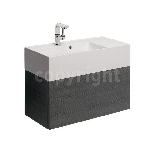 Bauhaus Elite 70 Bathroom Unit & Basin Wall mounted