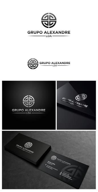 Crie um logotipo para um grupo de empresas Angolanas by ant™